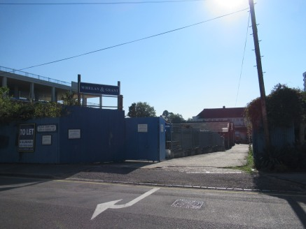 The property comprises an open storage yard with a two storey works building with first floor offices, with an adjoining single storey warehouse. The site is currently occupied to Whelan & Grant, reinforced concrete specialists, who use they site mai...