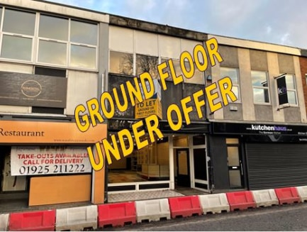 The property comprises a substantial mid-terrace retail property that is arranged over two floors.   There are various size options available as follows:   The whole building.   The ground floor only.   The first floor only.  Or other options, subjec...