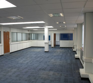 MODERN office campus with suites available up to 53,000...