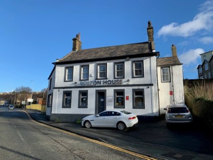 The property comprises a detached and extended two storey former public house which has been extensively renovated to provide good quality office accomodation.  At ground floor level, the property consists of a number of office suites and larger meet...