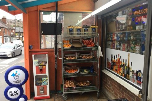 Available immediately<br><br>The business is located on Desborough Avenue, in High Wycombe, Buckinghamshire in highly densely populated residential area & also close by are local schools, places of worship and within walking distance to High Wycombe...