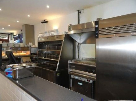 The premises comprise a spacious and well-presented shop with large fully opening folding doors which lead to an attractive interior with quality wood flooring. The restaurant seats 50 people at quality wooden chairs and tables, with a further 20 sea...