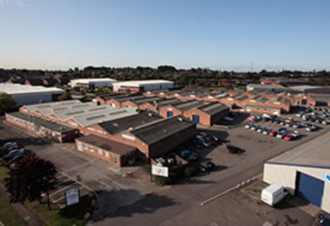 TO LET: Industrial / Warehouse Units FROM 3,420 SQ FT (317 SQ M)...