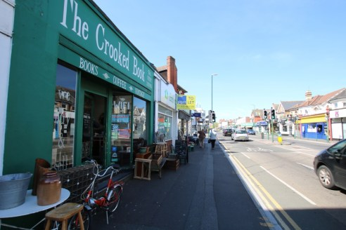 Retail Premises with WC, Store and Office