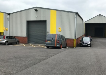 The premises are self-contained with one manual roller shutter door measuring 4 metres by 4.48 metres high. The floor is concrete. The maximum eaves height is 5.36 metres with a minimum eaves height of 5.19 metres. There is an office and separate w.c...