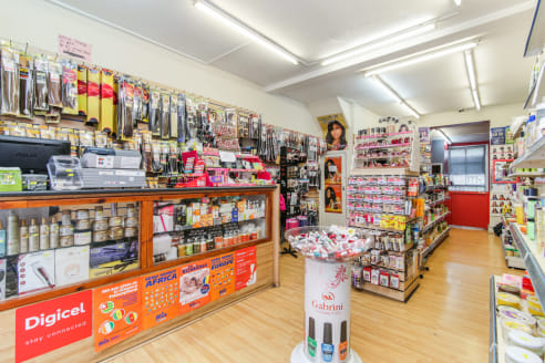 The property, which is available immediately, comprises a ground floor shop area and basement store measuring 247sqft. It benefits from electronic shutters, windows at the front and rear of the unit, one toilet and a wash room at the back of the prop...