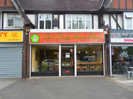 Leasehold Coffee Shop & Artisan Bakery Located In Hall Green\n\n(A3) Consent\n\nRef 2239\n\nLocation\n\nThis delightful Coffee Shop & Artisan Bakery business is located in Hall Green, Birmingham. Positioned within a prominent and highly visible parad...