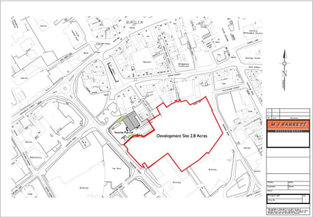 The land extends to approximately 2.8 acres and is considered suitable for a range of uses (subject to planning) including:\n\n* Commercial development for retail food store, industrial units or mixed development.\n* Residential development....