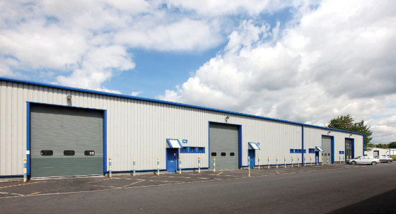 Drive in loading doors. 24 hour on site security, controlled access and CCTV. Eaves height 5.65m. Fully fitted office. Consent for B1(c), B2 and B8 uses. Dedicated car parking.