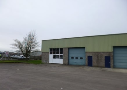 Refurbished industrial units with generous parking and loading areas. Variety of sizes available from 312.33 sq m (3,362 sq ft)....