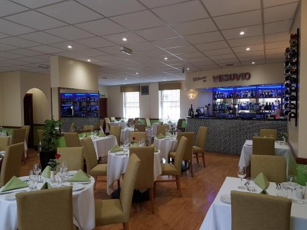 Leasehold Independent Italian Restaurant Located In Stourbridge\nFamily Operated\nRef 2407\n\nLocation\nThis delightful Italian Restaurant is located in the market town of Stourbridge. The town lies 13 miles West of Birmingham and offers an abundance...