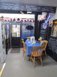 A ground floor café premises with 32 covers. Included in the premises are all fixtures and fittings such as coffee machines, tables, chairs and kitchen equipment.   The café sits within a complex of antiques centres and boutique retail...