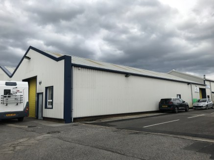 Open plan warehouse, with bathroom, kitchen and storeroom.  Night Guard Patrolling and monitored CCTV throughout the whole site along with vehicle number plate recognition cameras on the Main Gate.