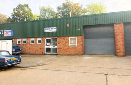8 Sphere Industrial Estate, Campfield Road, St Albans AL1 5HT