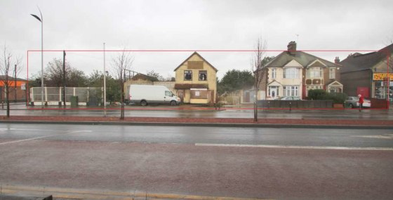 Development Opportunity, with planning for 25 residential units within a gated development, New Road, Rainham, Offers for the Freehold Interest, located on New Road, Rainham, RM13 Tenure: Freehold Price on application. Current site is 31215 ft? ( 290...