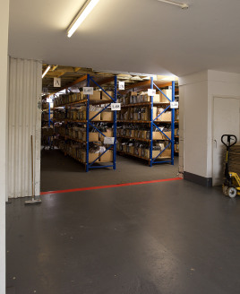 Unit 20 A is a mid-terraced warehouse premises equipped with ground and first floor office accommodation, kitchen, WC/shower room and mezzanine.   The property was constructed in the late 1980's and is of a traditional steel portal frame construction...