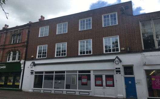 The property is arranged over ground, first and second floors and benefits from a prominent position on the pedestrianised St Peters Street. The ground floor offers large open plan sales space with W/C and kitchen facilities located at the rear of th...