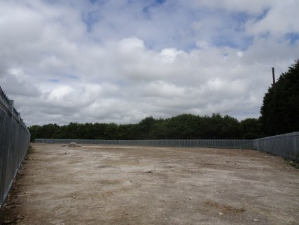 Secure Open Storage - Flexible Terms  Size 45,000 sq ft (Approx 1 Acre)