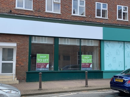The shop is located on South side of Maxwell Road between Revital Health & Beauty and The Cosmetic Smile Studio opposite Wainwrights Shoes, Prime Steak, Subway and close to W H Smith. There is short stay street parking opposite and Sainsbury's superm...