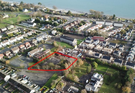 Lands to the rear of Chantry Gardens, Station Road, Greenisland, BT38 8TE, | OKT (O'Connor Kennedy Turtle) - Commercial Property Consultants