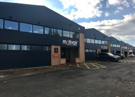 An industrial warehouse unit of frame construction with brick and clad elevations - approx 6,097 SQ FT The property provides newly refurbished office accommodation at the front with loading access to the rear. The internal clear working height is app...