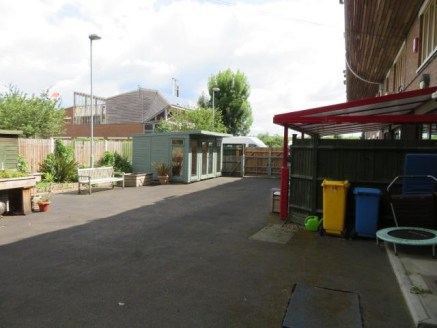 A property arranged over ground and first floor levels with a large external area and car parking.  The property has most recently been used as an educational establishment and it divided into a number of rooms of varying sizes.  The external area ha...