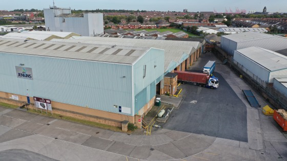 Warehouse / industrial accommodation  Potential to sub-divide  *Available January 2021*  14,919 sq ft to 90,622 sq ft  Rents from £3.25 p.s.f
