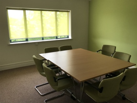 Detached Modern Offices.  This high quality modern office building located at the entrance to the Bryer Ash Business Park was constructed in 1998 to provide cellular offices and conference rooms arranged on both the ground and first floor.   The acco...