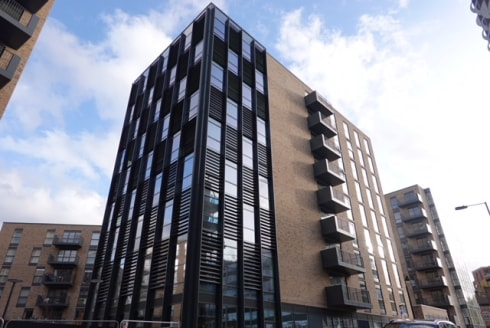 Impressive ground floor office in brand new development. The unit benefits from double height curtain wall glazing, double aspect outlook and split level accommodation. For sale in shell and core condition ready for a bespoke occupiers fit-out. The u...