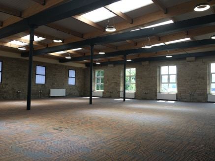The property comprises an attractive stone built Victorian Period former Mill Engine House which has been converted to provide modern 3 storey offices. The accommodation provides a high specification finish throughout with individual office suites be...