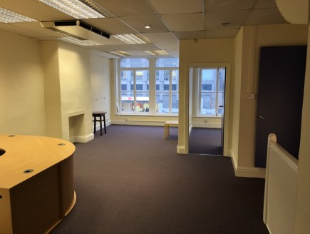 The property briefly comprises a selection of open plan office suites set out over two floors with a number of adjoining smaller suites providing ideal meeting rooms or private office spaces. The premises benefits from a fitted security alarm system,...