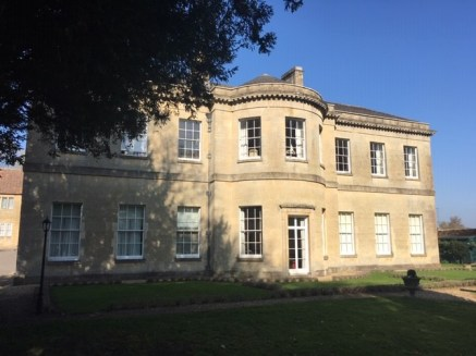 GROUND RENT INVESTMENT OPPORTUNITY  Grade II listed building & grounds containing 15 apartments.  The property include spacious grounds and allocated parking spaces.