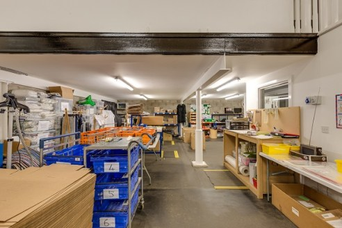 The subject property comprises a warehouse/workshop unit which would be suitable for a variety of uses subject to planning, constructed of stone with timber trusses and northern roof lights. Externally the property has attractive and characterful sto...