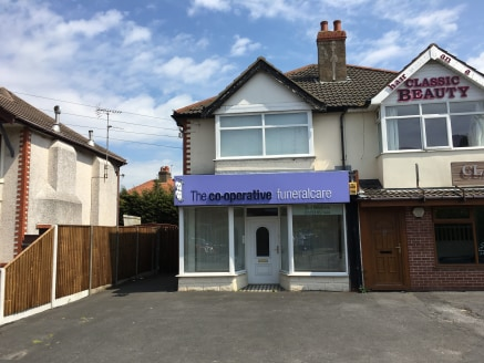 The property comprises a two-storey semi- detached former ground floor funeral parlour with separate first floor residential accommodation sold on a long leasehold basis. Internally the unit provides a small reception area to the front, leading to fu...