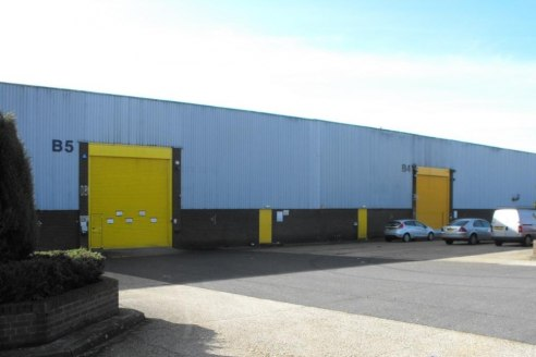 Industrial / Warehouse Premises