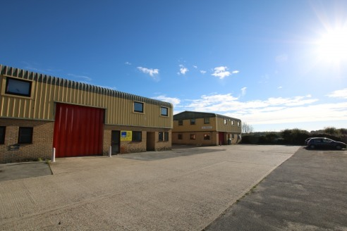 Industrial/Warehouse Premises in Wareham
