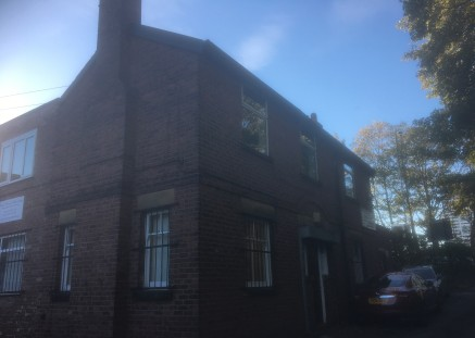 LOCATION  The property is situated in Hazel Grove directly opposite Stepping Hill Hospital on a prominent trading estate. The property is 2 miles from the new Manchester Airport Eastern Link Road. Hazel Grove is approximately three miles south east o...