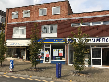 Crowthorne is located in South East Berkshire approx 4 miles and 6 miles from the Junction 4 of the M3 and Junction 10 of the M4 motorways respectively. The shop is located in a prime position on the High Street between Costa Coffee and Lidl, opposit...