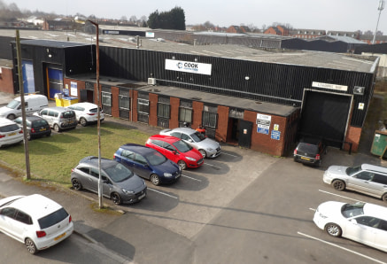 An industrial / warehouse unit with office in a well established location.  11,100 sq ft  Rental £36,000 per annum