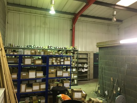 Internally the unit provides a section workshop area with manual roller shutter access as well as a separate section of partitioned offices.     Externally the unit has an area of hardstanding that can accommodate circa no. 2 x cars and each loading...