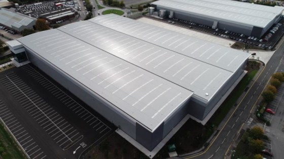 The subject property comprises a new, self-contained purpose built distribution unit of steel portal frame construction with steel clad elevations beneath a pitched, steel clad roof incorporating sky lights.\n\nThe property benefits from the followin...