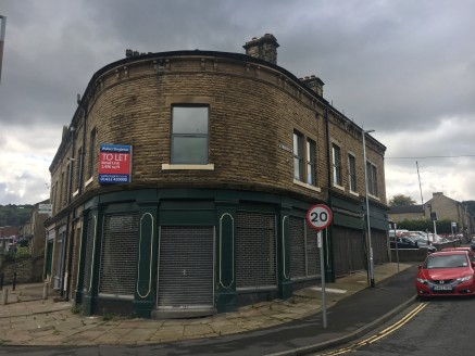 The premises briefly comprise a prominently positioned substantial corner retail unit fronting onto busy intersection within Elland Town Centre.   The property is stone built benefiting from period features including attractive shop fronts and has re...