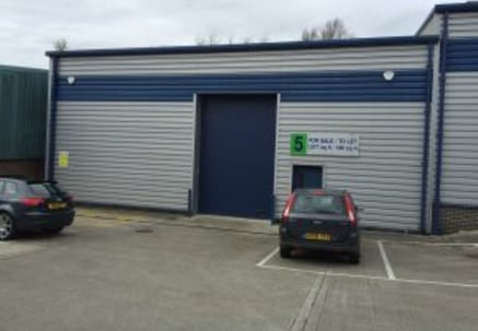 This unit was built around 2006 of steel portal frame, having insulated profiled steel cladding to elevations and roof, with a roller shutter door and a separate pedestrian door. The premises have lighting and a DDA compliant WC and we understand the...
