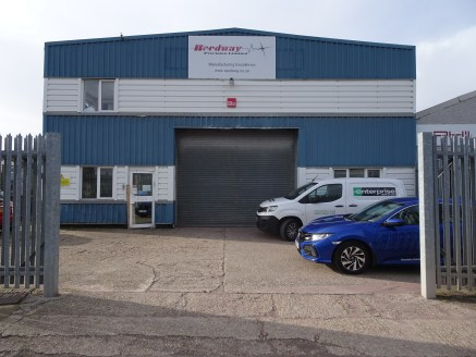 Industrial / Warehouse Premises To Let  359.3 sq m (3,867 sq ft)