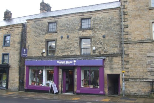 DOUBLE FRONTED TOWN CENTRE RETAIL PREMISES WITH ANCILLARY UPPER LEVELS