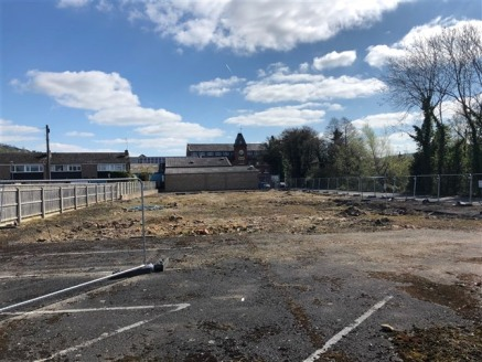 An opportunity to acquire a prominent site in an established commercial area. Planning consent was obtained in 2016 for the erection of two detached industrial units....