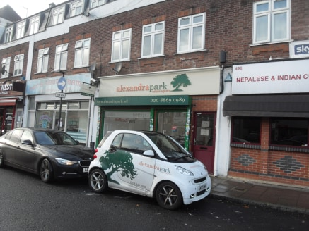Freehold Title Parade of shops with flats above for sale in Ruislip\n\nFreehold Title Parade of shops with flats abovefor sale...