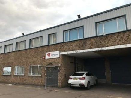 A ground floor industrial/warehouse unit with 2-storey offices to the front.\n\n-Within 1....