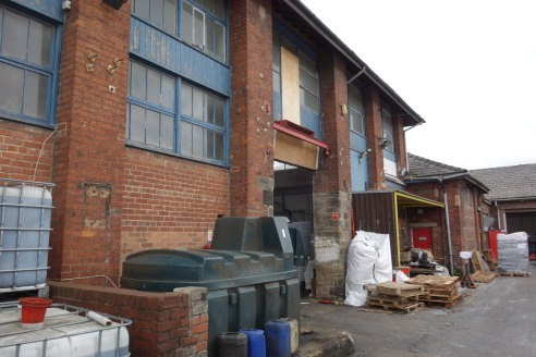 The property comprises of a substantial industrial complex, currently used for manufacturing and with a series of buildings varying in construction type.  The predominant construction type is steel portal frame, with a mixture of asbestos cement, sla...