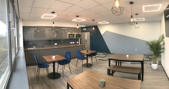The property comprises the entire 2nd floor of the Hope Park offices situated just off the Bradford Ring Road. The space has been newly refurbished to a particularly high specification, combining contemporary design and far reaching views to provide...